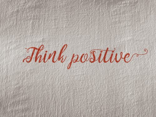 think positive Mount Hawthorn